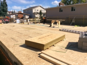 Main Floor Framing Joists-10