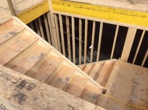 basement-stair-install