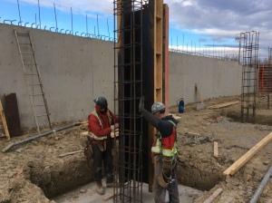 column-reinforcing