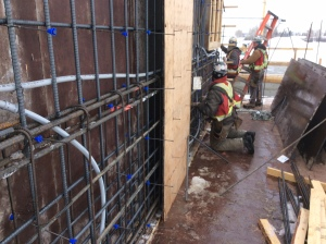 forming-vertical-wall-ongoing